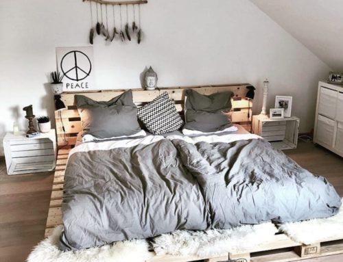 Stappenplan voor het bouwen van een pallet bed – [Tips!]