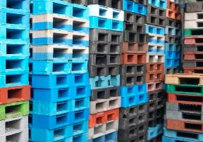 Kunststof pallets